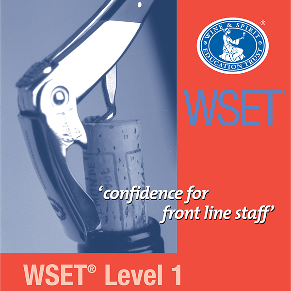 WSET ����s�{�Ҥ@�� <br>Level 1 Award in Wines