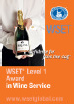 WSET® Level 1 Award in Wine Service